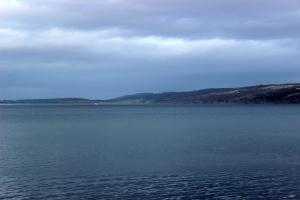 Behold, Loch Ness.