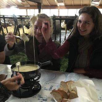 First fondue