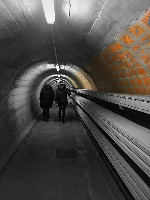 The Sonnenberg Tunnel