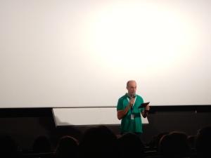 """screening for """"Gente de Bien"""" (Good People)"""